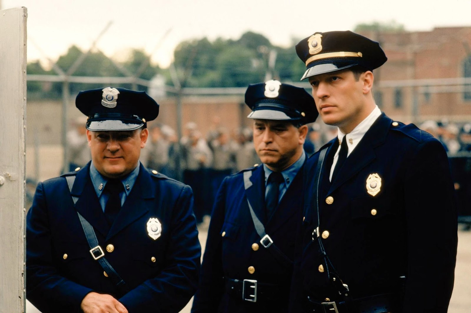 art now and then the shawshank redemption prison guards as detestable as the most violent inmates