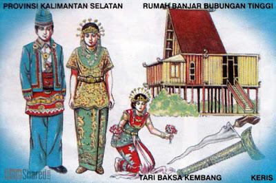 Provinsi Kalimantan Selatan KALSEL