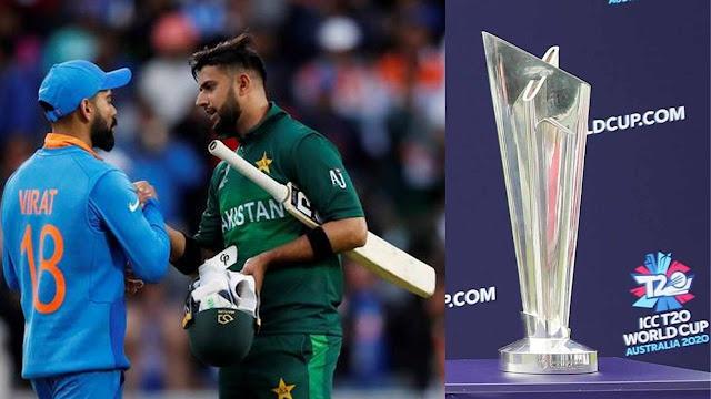 T20 विश्व कप के लिए शेड्यूल हुआ जारी, भारत 24 अक्तूबर को पाकिस्तान के खिलाफ खेलेगा अपना पहला मैच