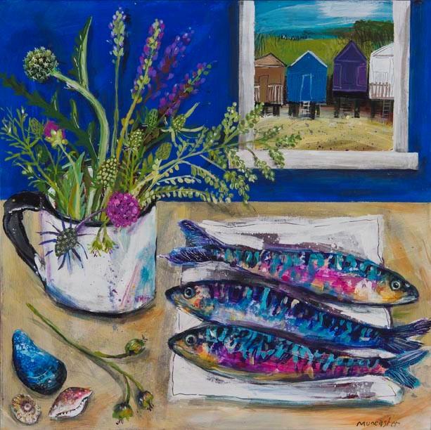 Jenny Muncaster, Наивное искусство