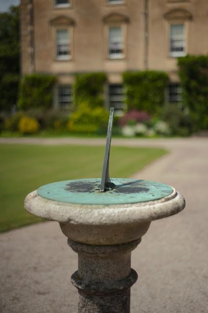 sundial pencarrow house