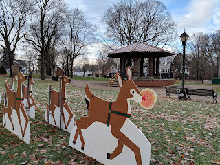 "Mark your calendar for ""Christmas on the Common"" - Dec 1"