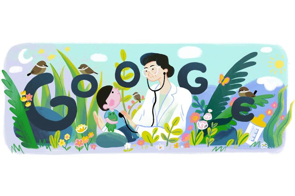 Google Doodle Pays Tribute To Dr. Fe Del Mundo