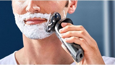 Nat scheren Philips scheerapparaat gevoelige huid