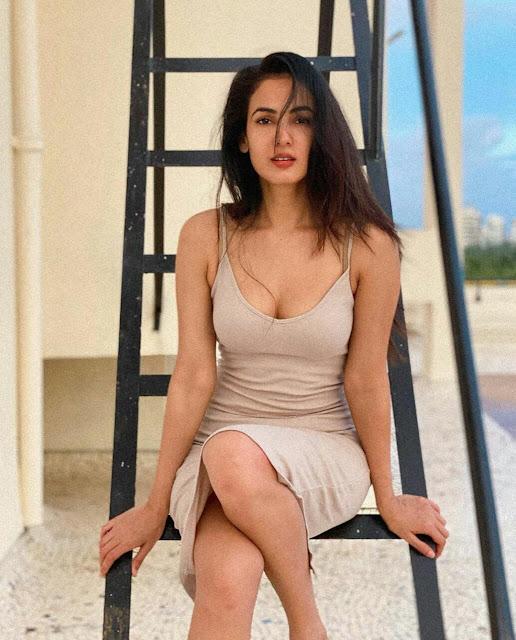 Sonal Chauhan Hot HD Wallpaper