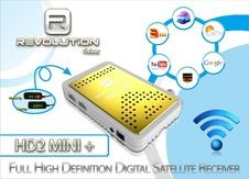 REVOLUTION HD2 MINI+