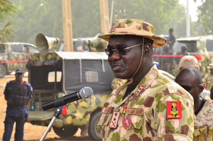 BREAKING!! Nig. Army Steps in, set to Establish cattle ranches nationwide