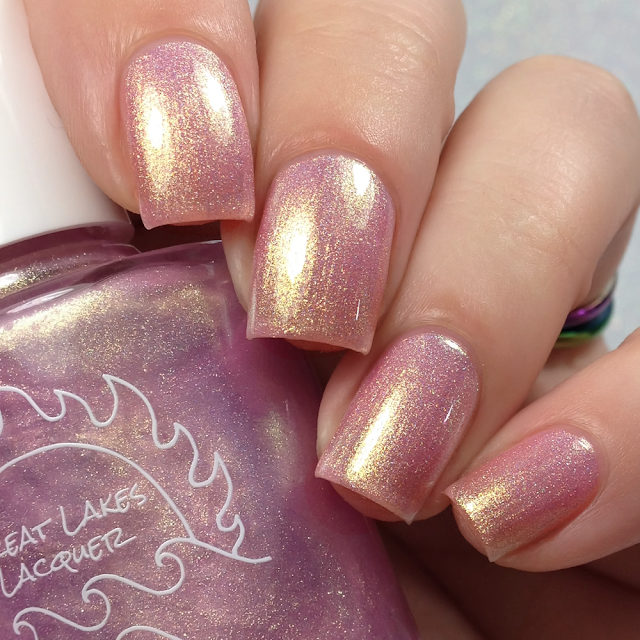 Great Lakes Lacquer-Never, Ever Give Up Hope