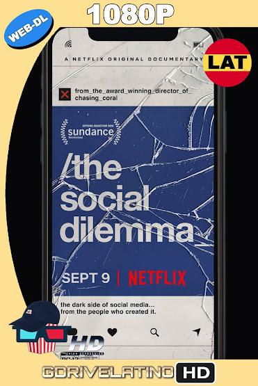 El Dilema de las Redes Sociales (2020) NF WEB-DL 1080p Latino-Ingles MKV