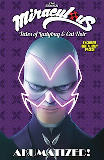 miraculous ladybug and cat noir, comic book, comics, volume 4, graphic novel