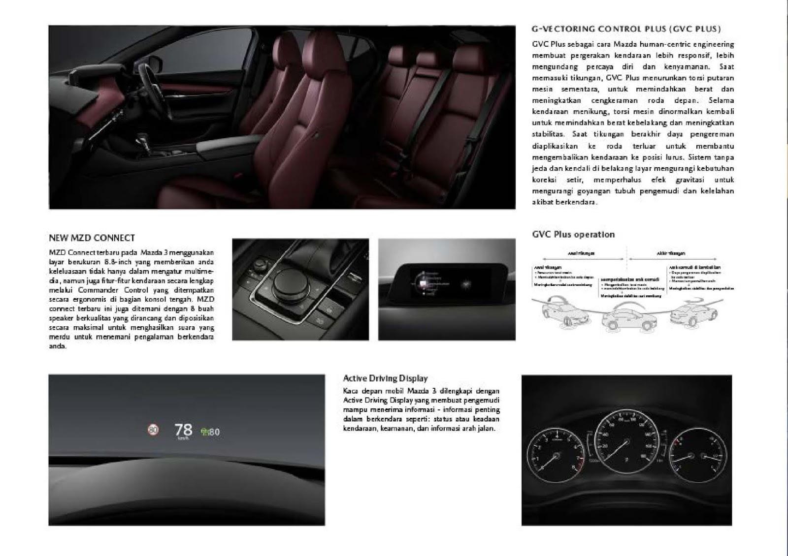 New Mazda 3, Harga Promo Mazda 3 Bali