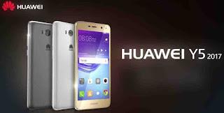 Cara Baru Flash Huawei Y5 2017
