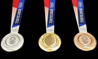 Medalhas da Olimpíada de Tóquio