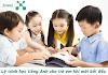 Tiếng Anh cho trẻ em 3 - 6 tuổi