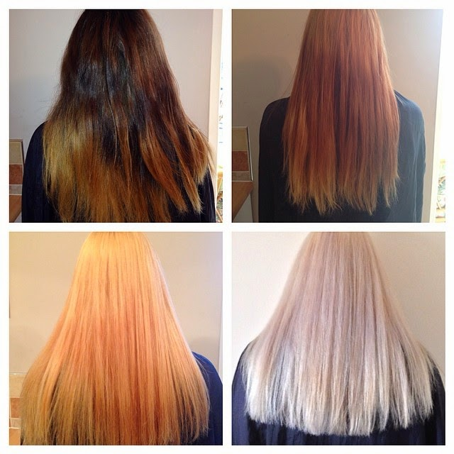 Tips And Tricks To Bleaching The Crap Out Of Your Hair