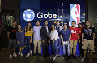 Globe and NBA Streamlined NBA App User Experience