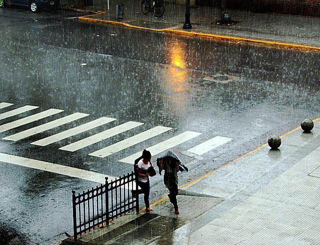 Foto.Día de lluvia