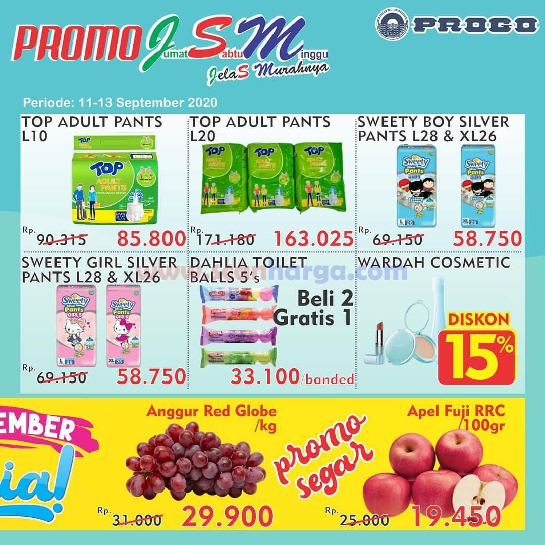 Katalog Promo Jsm Progo Jogja Periode 11 - 13 September 2020