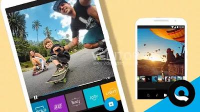 Aplikasi android video editor gratis untuk buat film