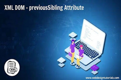 XML DOM - previousSibling Attribute