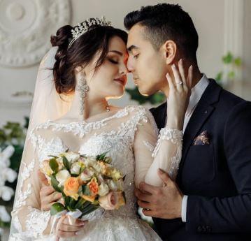 الزواج بين مواطني كازاخستان والأجانب
