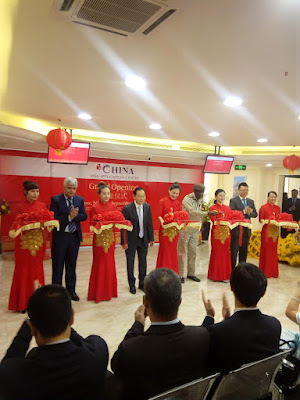 Excitement as China launches Visa Center in Lagos (Photos)