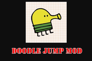 Doodle Jump Mod Apk Versi Terbaru Unlimited Money