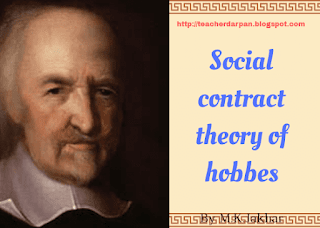 Social contract social contract theory Thomas Hobbes