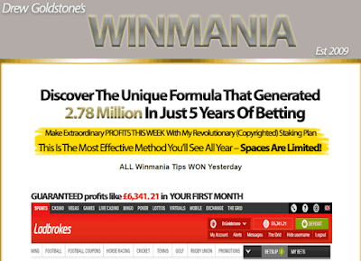 Winmania review, win mania club 5 Day FreeTrial Tips