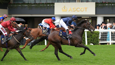 Arizona wins Coventry Stakes at Royal Ascot 2019