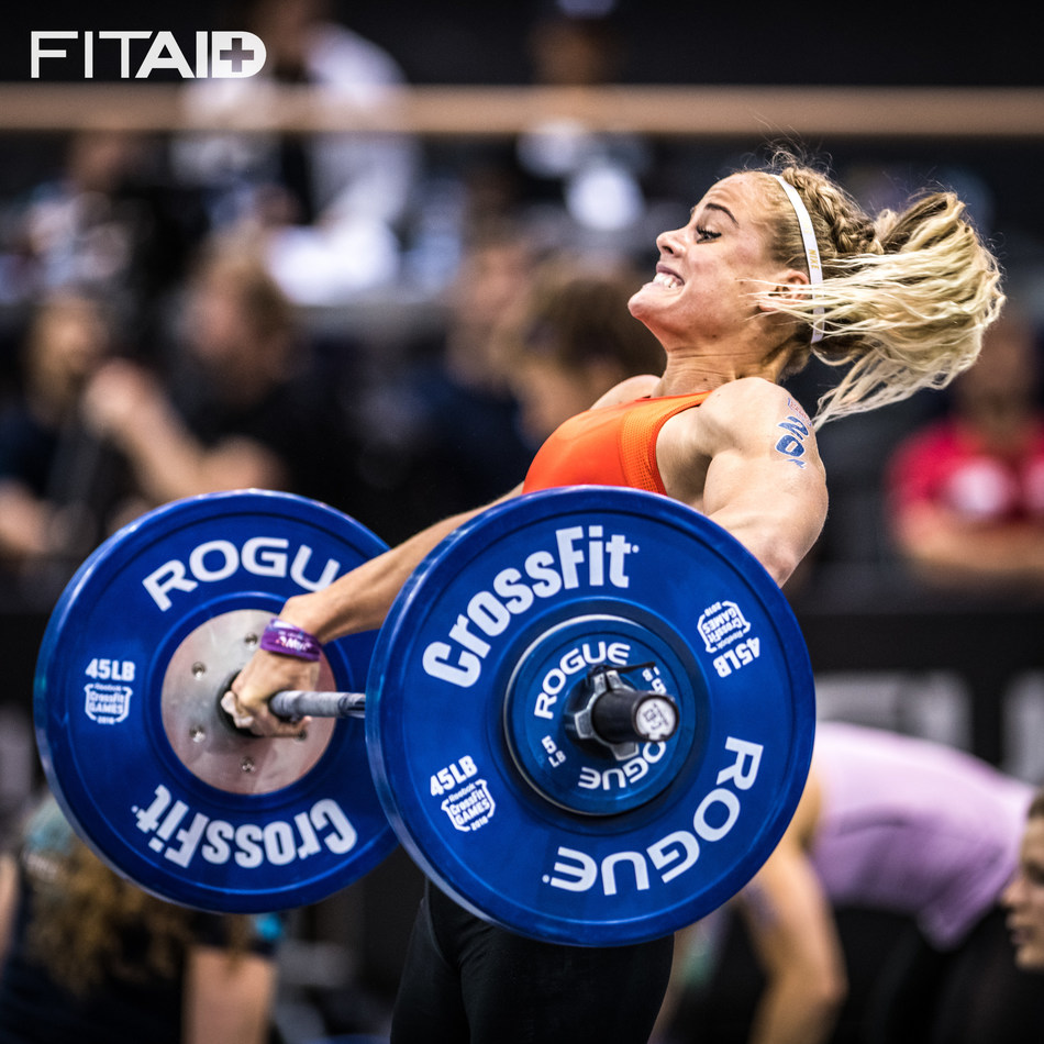 LIFEAID partners with CrossFit for 2021 games season