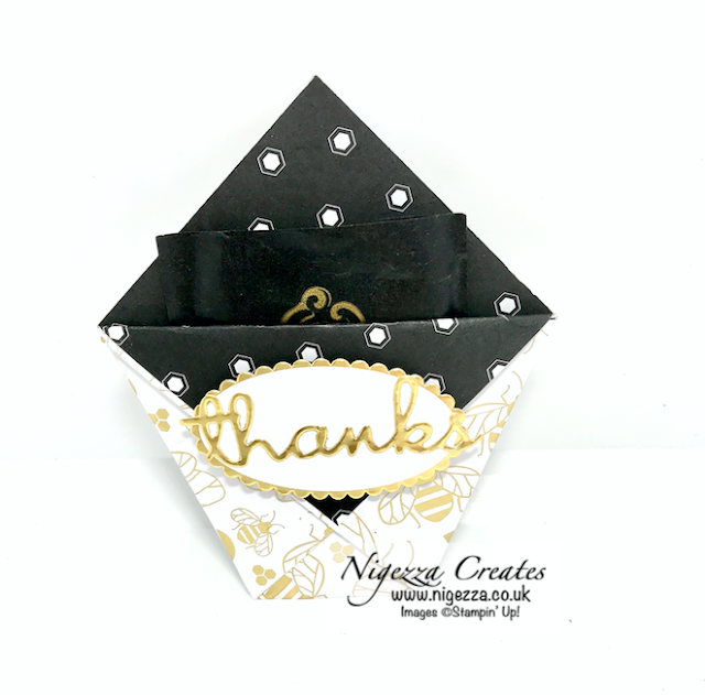 Nigezza Creates with Stampin' Up! Golden Honey