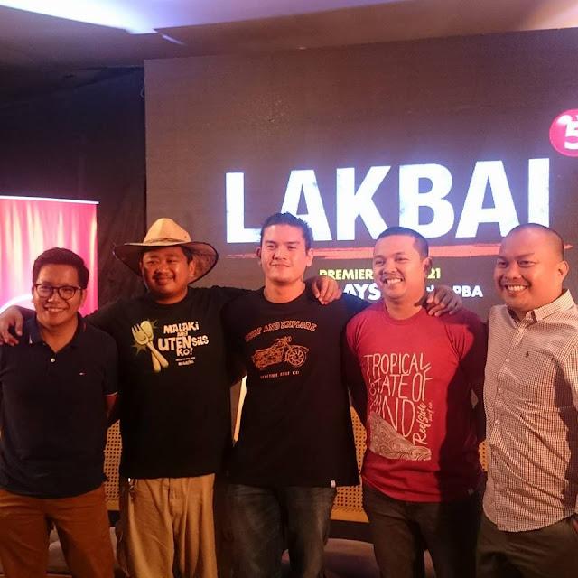TV5 Lakbai Reality Adventure Show With Baste Duterte and Bogart the Explorer