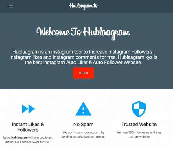 menambah followers instgram dengan Hublagram.co.id