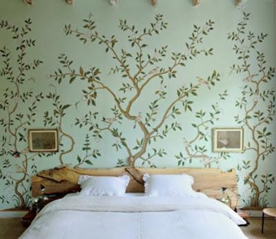 cara-memasang-wallpaper-tembok