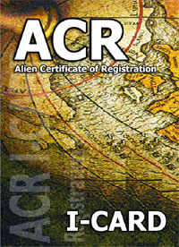 ACR I-Card From Philippine Office of Immigration