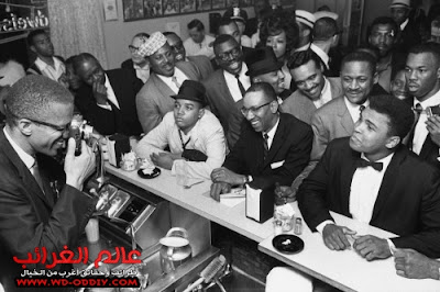 صور تاريخية، العنصرية ضد السود، عالم العجائب