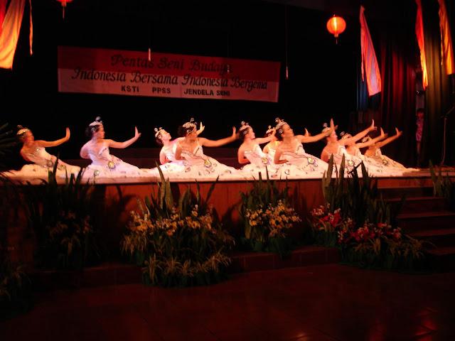 Indonésia Bersama, Indonésia Bergema di Gedong Kasenian Rumentangsiang