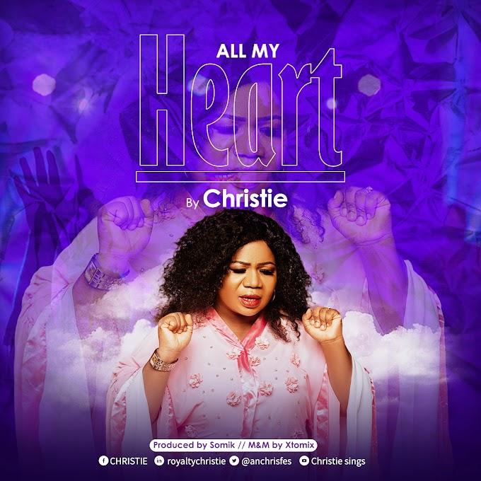 "GOSPEL: Christie - ""All My Heart"""