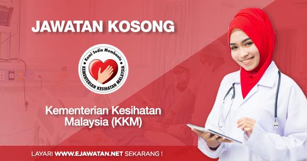 jawatan kosong terbaru Kementerian Kesihatan Malaysia (KKM) 2020