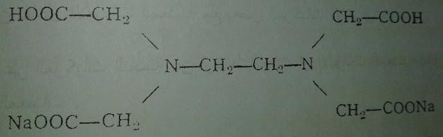 الملح الصوديومي للأديتا edta