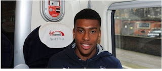 Alex Iwobi Ranked Among Best 100 Players In The World