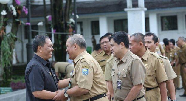 Tunjangan Batal Dipotong, Gaji PNS Kota Bandung Terkecil Rp 12 Juta