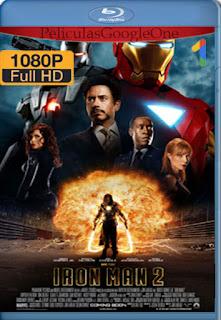 Iron Man 2[2010] [1080p BRrip] [Latino-Inglés] [GoogleDrive]