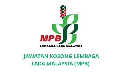 Jawatan Kosong Lembaga Lada Malaysia 2019 (MPB)