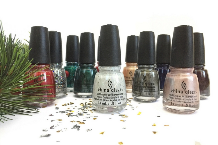 China Glaze Glam Finale Collection