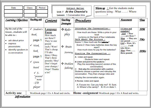 تحضير الكترونى لغة انجليزية الصف الرابع الابتدائي الترم الثاني2021