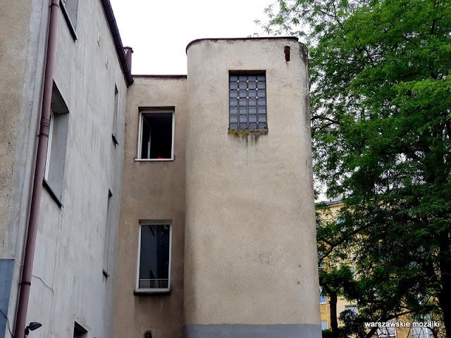 Warszawa Warsaw Mokotów ulice Mokotowa architektura architecture willa Wierzbno