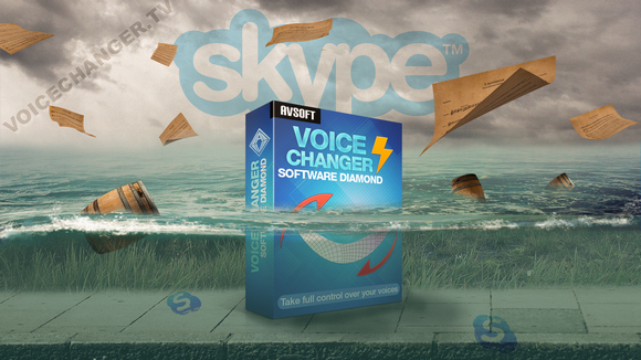 Skype voice changer in real time