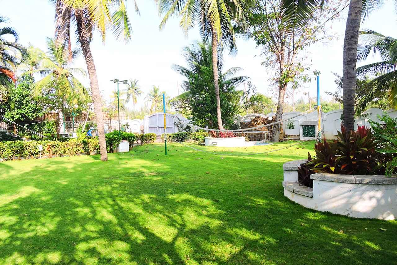 beach house in mahabalipuram
